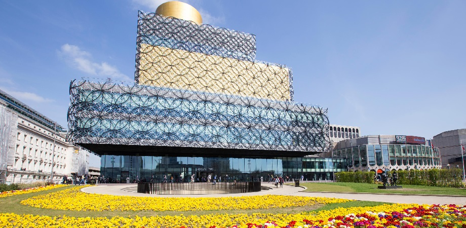 things to do in Birmingham