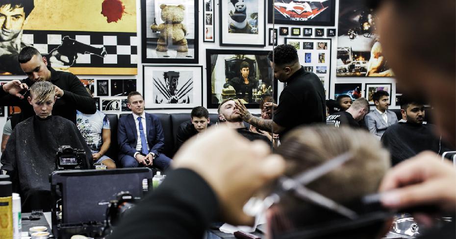 barbers in Birmingham